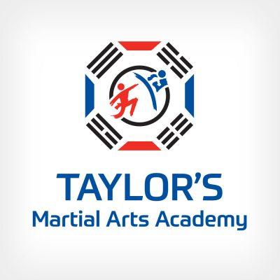 logo-Taylors Martial Arts